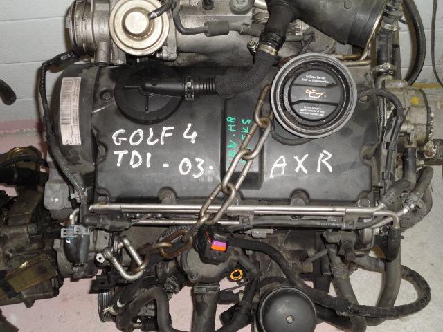 golf 4 1 9 tdi 101 ks axr motor. Black Bedroom Furniture Sets. Home Design Ideas