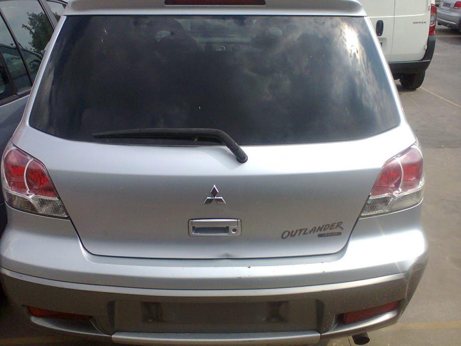 Mitsubishi outlander njuskalo
