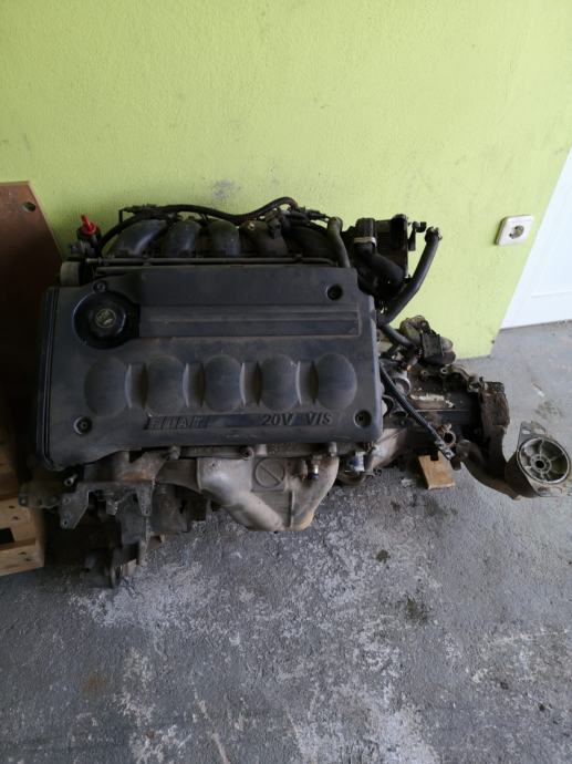 Motor 2.0 20v hgt vis