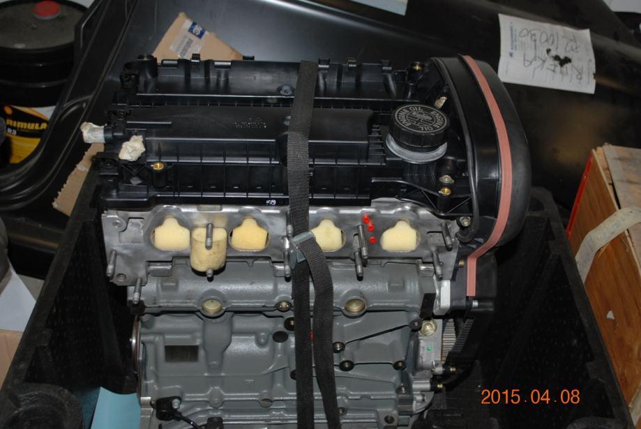 MOTOR ALFA ROMEO 156 2.0 TS !!! AR32301 TVORNIČKI REPARIRAN!!!