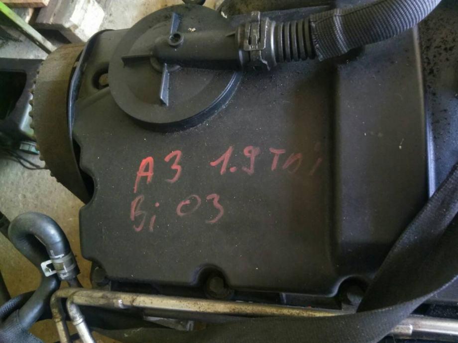 Motor Audi 1.9 TDI  2003 god.