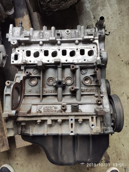 Motor Fiat 1,3JTD 2012 godina