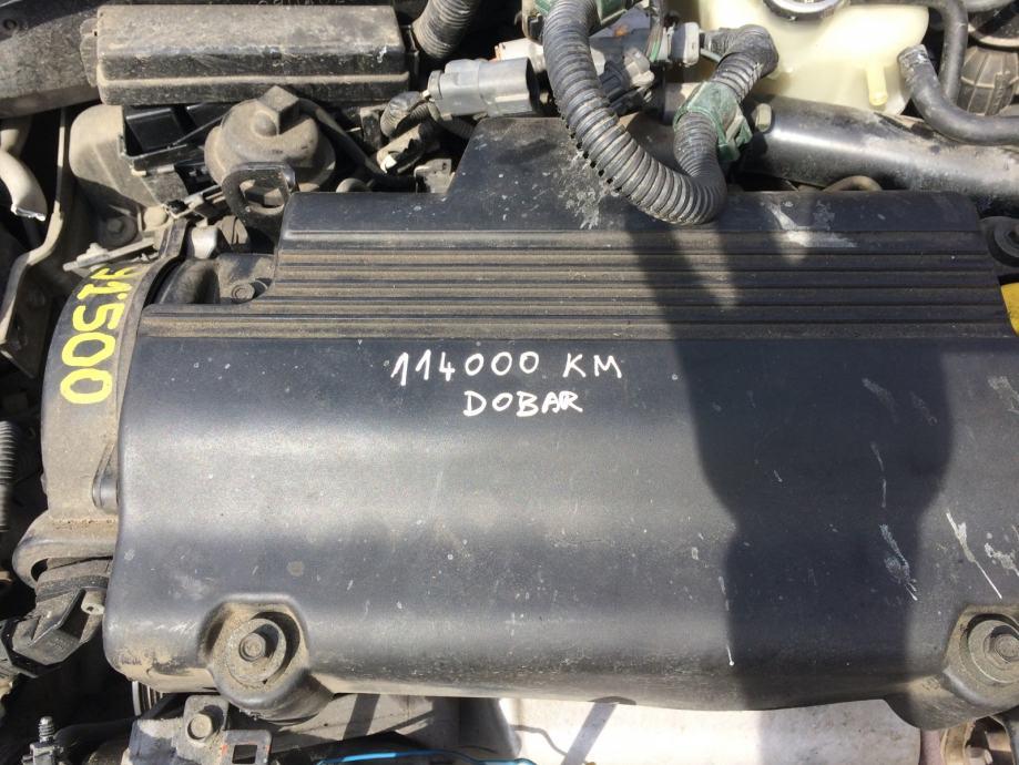 Motor  Honda Civic 1.7 Ctdi odlican