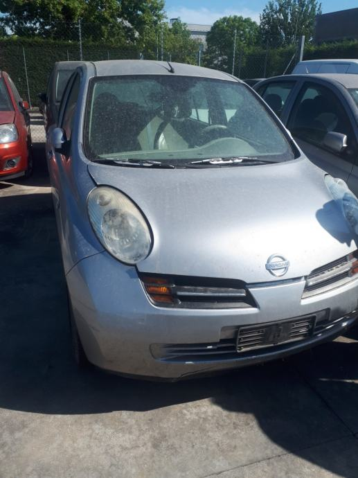 NISSAN MICRA 1.5 DCI 2004G