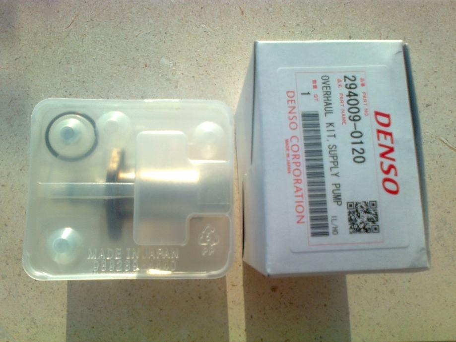 Senzor-ventil pritiska goriva Mazda 6 MPV PREMACY 2.0 DI TD