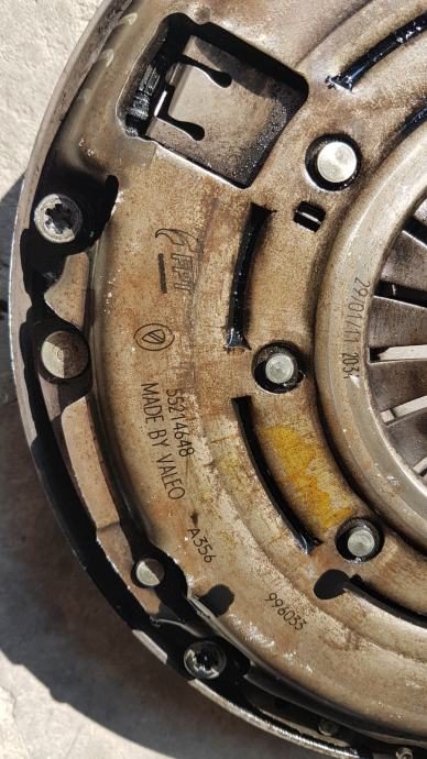 Set kvačila Opel Insignia 2.0 CDTI 2010. 118kw