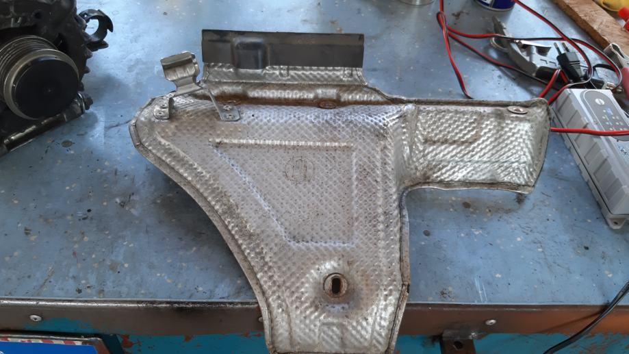 Toplinska izolacija motor 2.2 HDI Citroen, Fiat, Peugeot (PSA grupa)