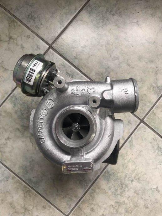 Turbina BMW 530d E39 454191-5015S Garett ORIGINAL;NOVA !