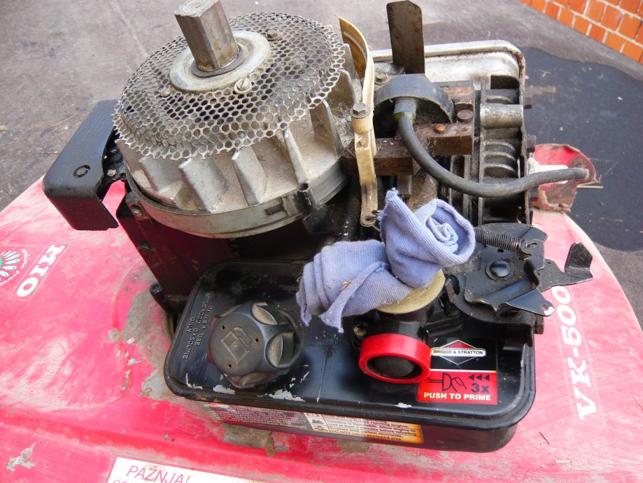 B&S motor kosilice MTD