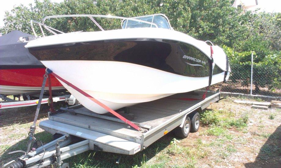 Barracuda 545, NOVI ISPORUKA 01.04.2020