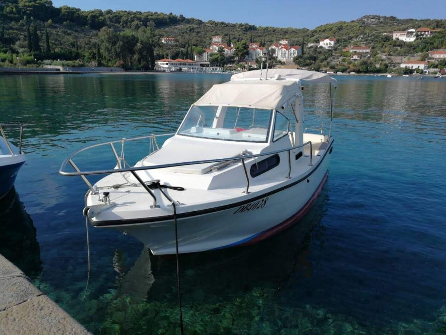 PRILIKA: Fisherman s kabinom / Cantiere Delfino/Paguro