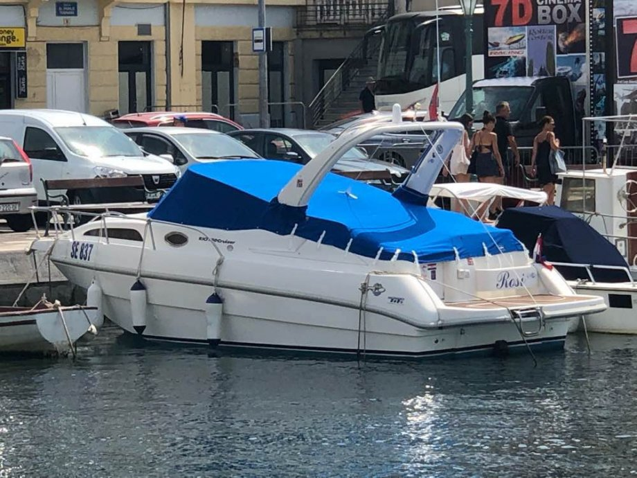 Gliser Rio Cruiser 750