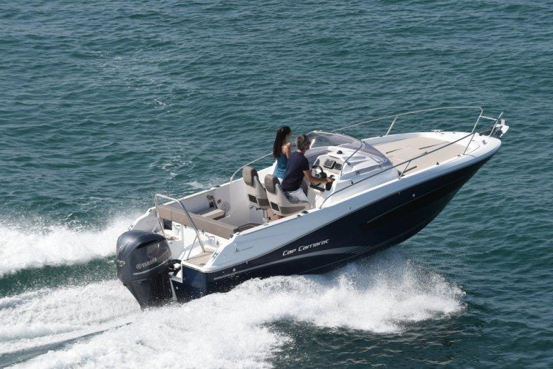 Cap Camarat 7.5WA Serie2- EUROMARINE ekskluzivni uvoznik i distributer