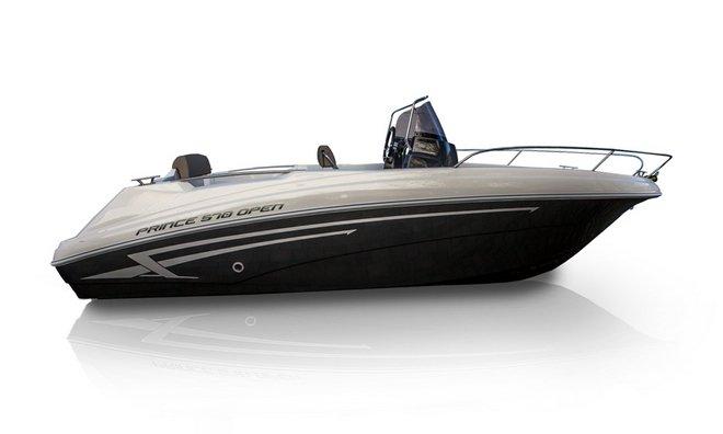 PRINCE 570 Open - MODEL 2020