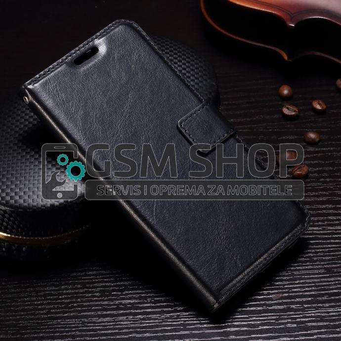 Kožna torbica futrola Motorola Moto G5S Plus Wallet Crazy Horse