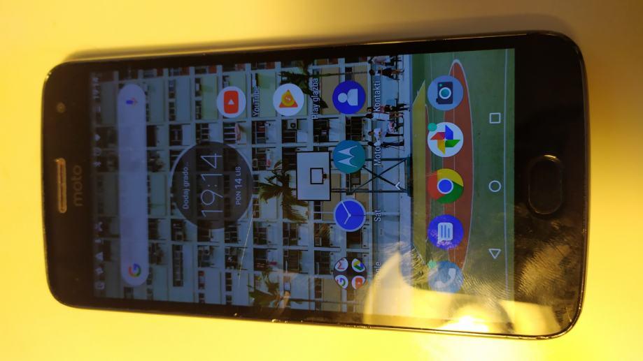 Motorola Moto G5 + (plus)