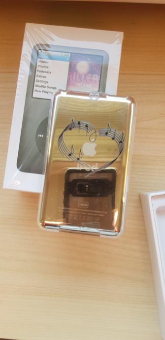 Apple I-pod 160gb,7 generacija,prodajem!