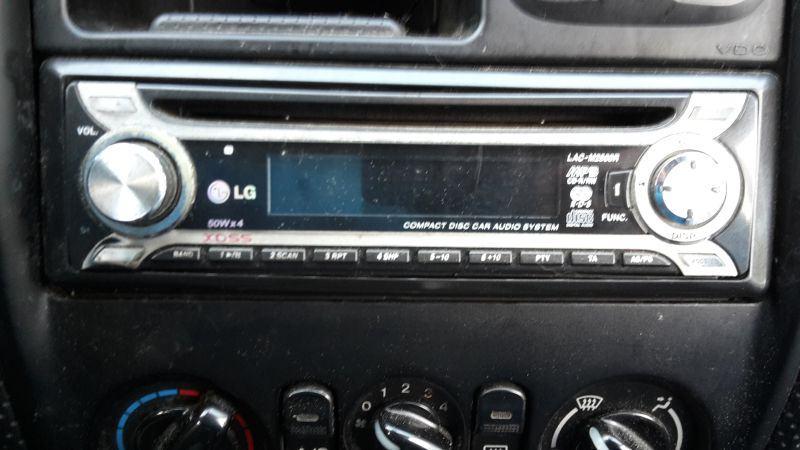 autoradio mp3 LG LAC-M2500R, 4x50 W