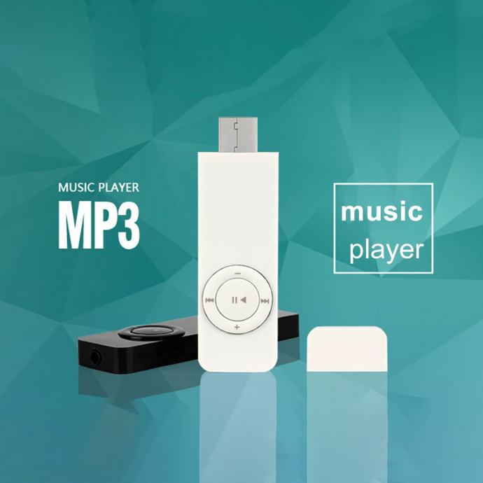 Novi MP3 Playeri, mini, SD card, raznih boja