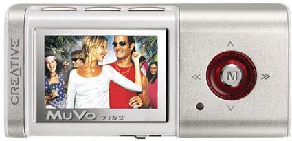 MUVO VIDZ 1GB Creative(500 SONGS) MP3/MP4 box.