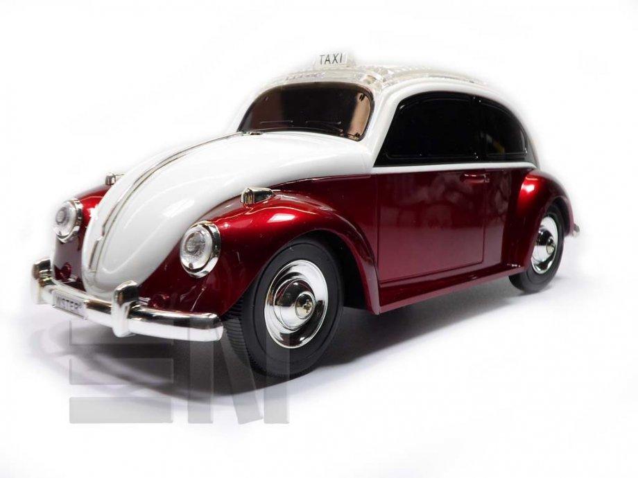 Wireless Bluetooth retro zvučnik VW Buba LED iluminacija
