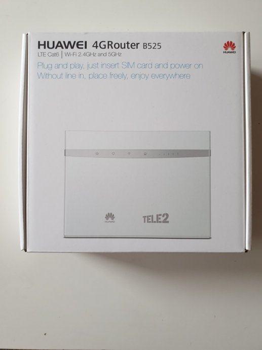 Tele2 router login