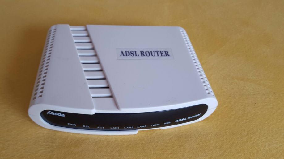 Kết quả hình ảnh cho Modem 4 Port ADSL Kasda KD318MUI