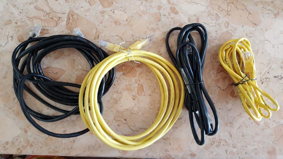 Mrežni (ethernet tj. internet) kabeli