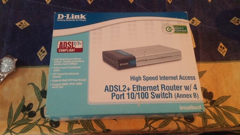 Router ADSL2