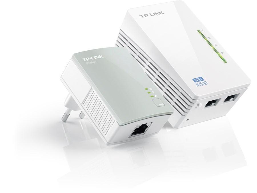 TP-Link TL-WPA4220 KIT Poweline mrežni i bežični adapteri