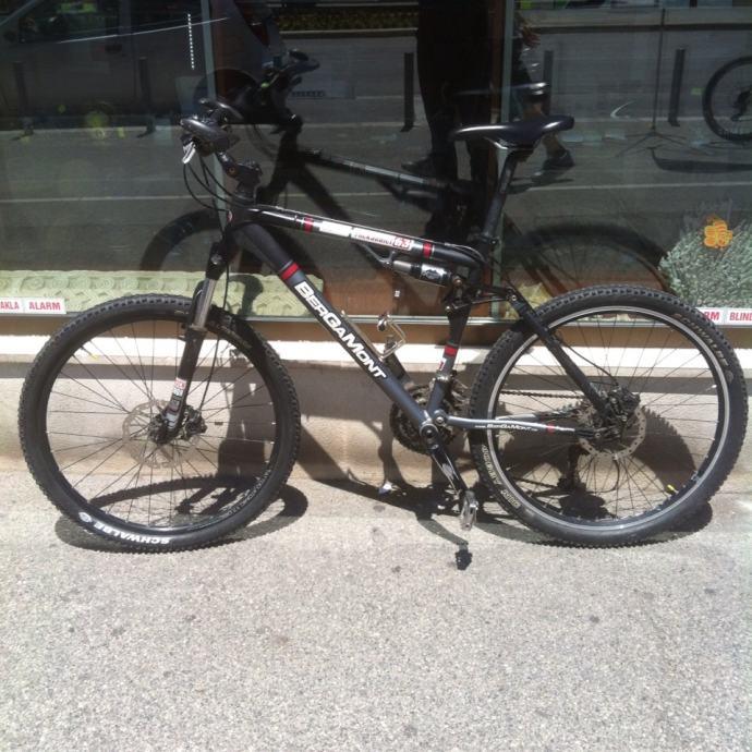 Bicikla Bergamont Rockaddict 63