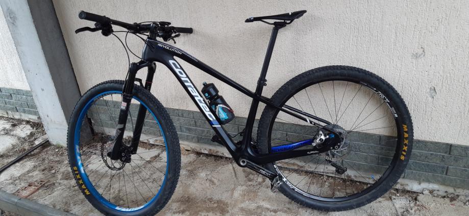 Biker Portal - Bicikl - Corratec Revolution 29 SL XT