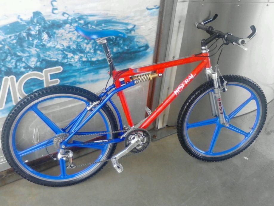 Old school bicikl :D