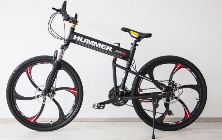 Hummer sklopivi mountain bike (nadograden)