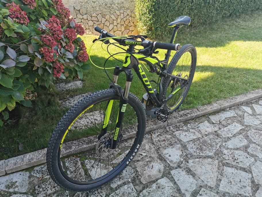 2016 Scott Spark 960 Large - Very Low Mileage for sale in