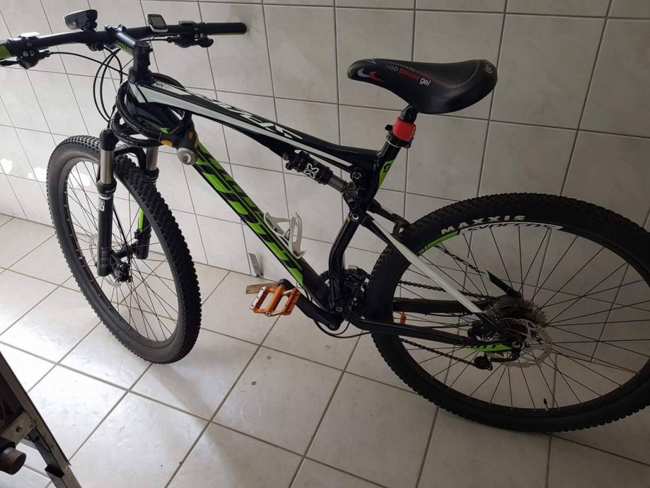 SCOTT SPARK 960 (2016)   Catálogo bicicletas MTB - DOBLE