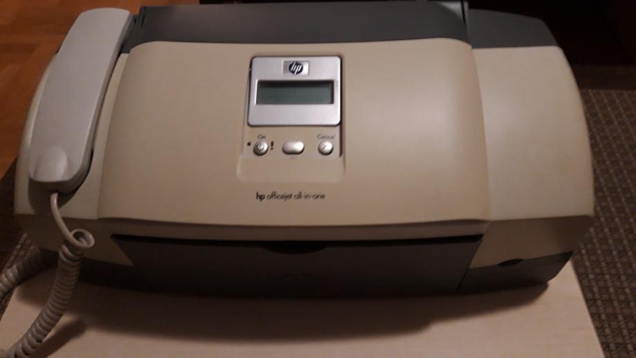 HP Officejet 4255 All-in-One