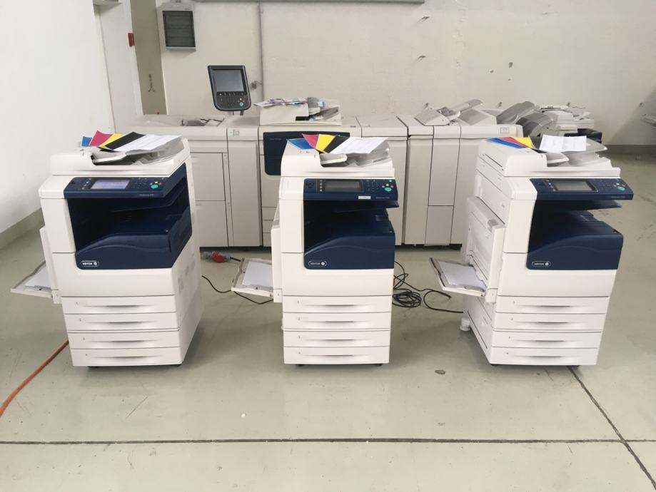Xerox Workcentre 7220 A4/A3 Color FOTOKOPIRNI UREĐAJ