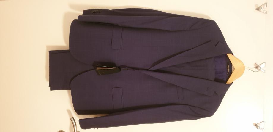 Novo  Massimo Dutti odijelo