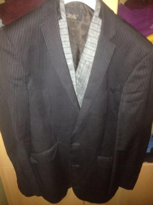 Muško Sako odijelo vel 48 BEN SHERMAN