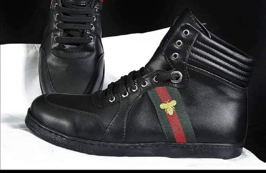Gucci Muške Kožne Čizme NOVA KOLEKCIJA obuća