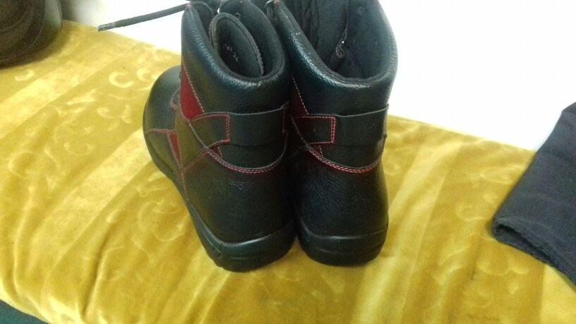 Vruće crne čizme
