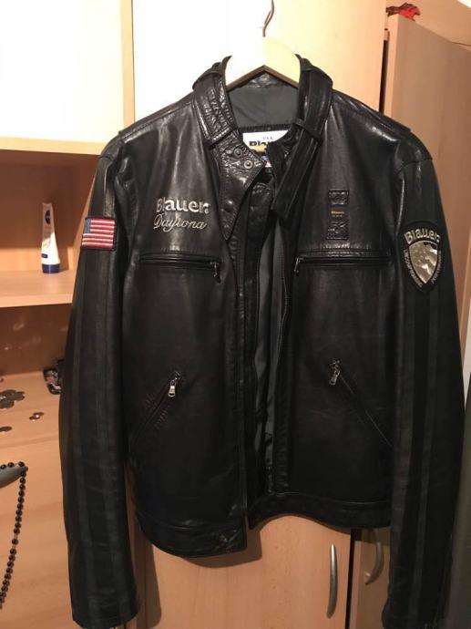 Blauer USA kožna jakna zamjena ili prodaja