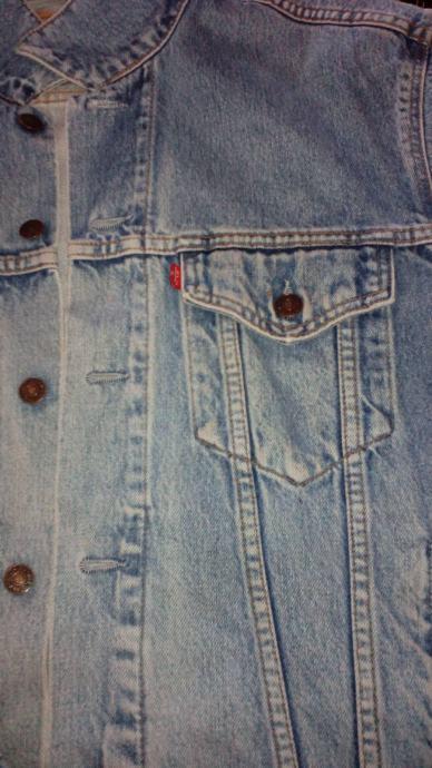 Jeans jakna traper LEVI STRAUSS & CO.