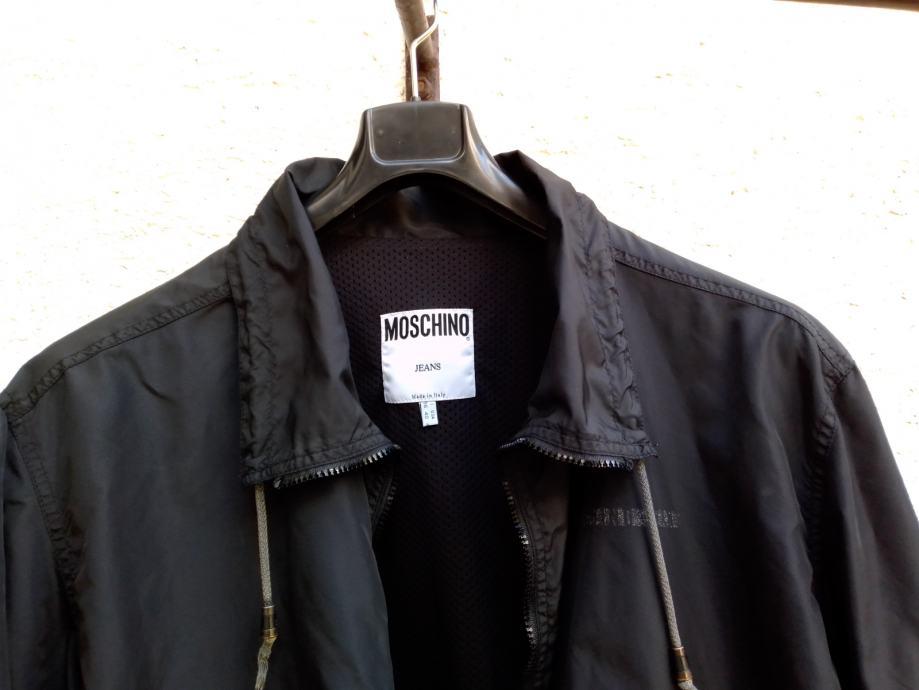 Moschino Jeans muška jakna vjetrovka XXL/ D 56
