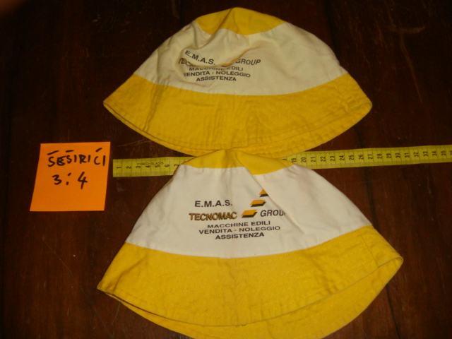 Dva šeširića br.3 i br.4. Emas