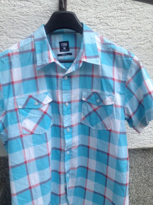 FSBN muška košulja kratki rukavi L