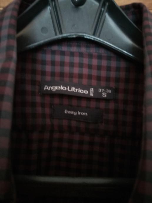 Muška košulja dugih rukava Angelo Litrico - S veličina