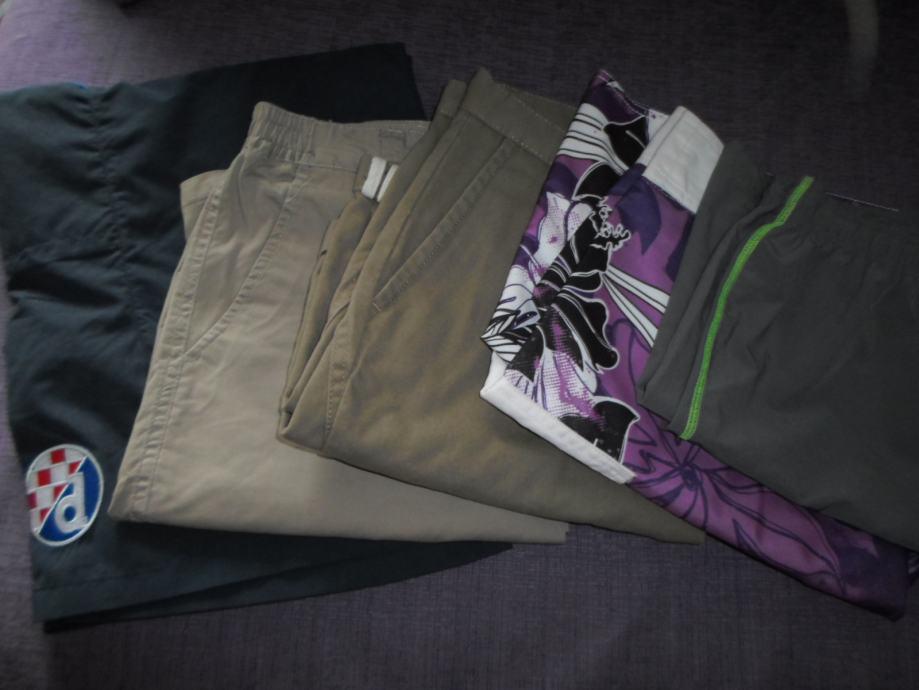 odjeća - muške BERMUDE i KRATKE hlače