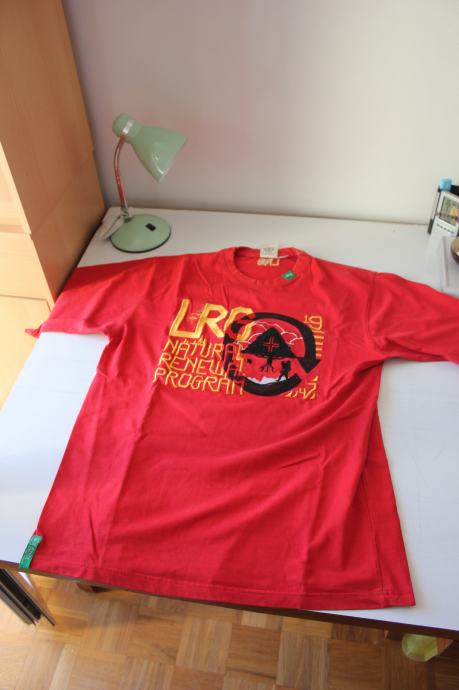 Muška hip hop majica kratkih rukava LRG XL